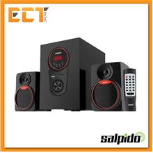 Salpido Caproni 2X Dynamic Modern Sound System 2.1 Channel Multimedia