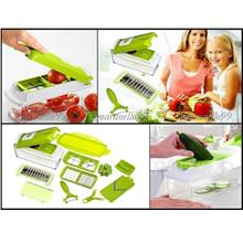 Nicer Dicer PLUS. Multi Purpose Cutter,Slicer,Peeler. Pay only RM29.97