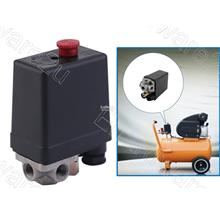 4-Ports 1/4' Air Compressor Pressure Switch Replacement Parts (CPS02-4