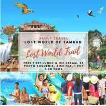 [SUPER VALUE] Lost World Trail (With Complimentary)