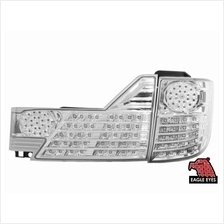 EAGLE EYES TOYOTA ALPHARD 05-07 Chrome White LED Tail Lamp [TL-128-3]