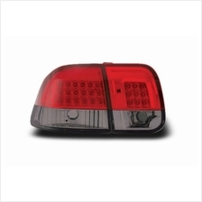 EAGLE EYES Civic EK 4 '96-98 Door RED/SMOKE LED Tail Lamp [TL-097]