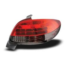 EAGLE EYES PEUGEOT 206 '98 - '04 RED/SMOKE LED Tail Lamp [TL-032-1]