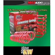 ORIGINAL KW GERMANY Front & Rear Lowered Sport Spring: FORD LYNX 95