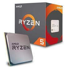 AMD RYZEN 5 2600X 6-Core 3.6 GHz (4.2 GHz Max Boost) Socket AM4 95W