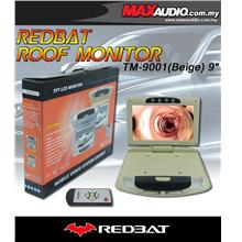REDBAT 9' World Slimest Full HD 800x480px Roof Monitor [TM-9001 Beige]