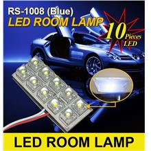 *NEW* TP POWER 10 LED Neon Blue Room Lamp RS-1008 [Blue]