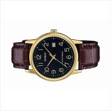 Casio Men Analog Date Watch MTP-V002GL-1BUDF