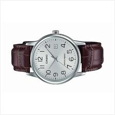 Casio Men Analog Date Watch MTP-V002L-7B2UDF