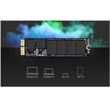 Transcend Jetdrive 820 PCIE Gen 3 SSD for Mac - 240GB to 960GB