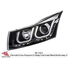 CHEVROLET CRUZE 2008-2015 EAGLE EYES U-CONCEPT LED Projector Head Lamp