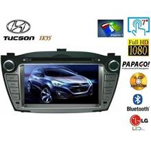 HYUNDAI TUCSON IX35 2010-16 DLAA 7' Double Din GPS DVD MP3 USB Player