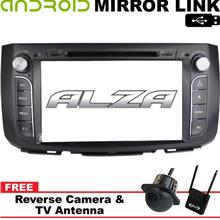 "PERODUA ALZA DLAA 9"" Android Mirror Link Double Din DVD MP3 TV Player"