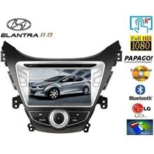 HYUNDAI ELANTRA MD 2010-15 DLAA 8' Full HD Double Din GPS DVD Player