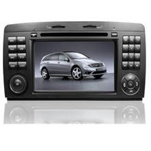 MERCEDES BENZ W251/ R300 06-14 DLAA 7' HD Double Din GPS TV Player