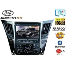 HYUNDAI SONATA YF i45 2010-14 DLAA 8' Double Din GPS DVD MP3 TV Player