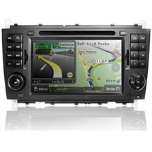 MERCEDES W203 C-Class 2006-08 DLAA 7' Double Din DVD MP3 SD TV Player