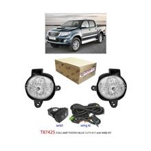 TOYOTA HILUX 2012 : TRIO OEM Fog Lamp Spot Light w/ Wire Kit [T87425]