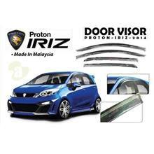 PROTON IRIZ 2014 Anti UV Light Premium Injection Door Visor (AL)