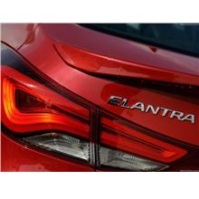 HYUNDAI ELANTRA MD 2011-15 FL-Style Red&Clear LED Light Bar Tail Lamp