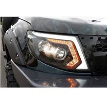 FORD RANGER T6 11 - 15 LED Light Bar Projector Head Lamp [HL-186]