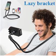 Lazy Hanging Neck Mobile Phone Mount Necklace Support Bracket Holder