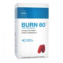 GNC Burn 60 (60 Tabs)