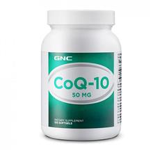 GNC CoQ-10 50mg (120 Softgels)