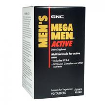 GNC Mega Men Active (90 VegeTabs)