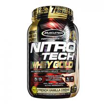 MuscleTech Performance Series Nitro Tech 100% Whey Gold (1.13kg)