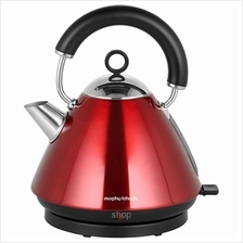 Morphy Richards Accents Traditional Kettle Red - 102029)
