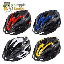 EcoSport Ultralight Cycling Helmet Red + UV400 Polarized Cycling Glass