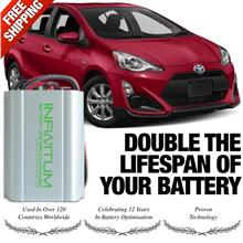 Toyota Prius / Prius C Hybrid 12V Starter Battery Lifespan Optimiser