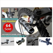 MTB Bicycle Torch FlashLight Holder (Multi-2) UltraFire C8/501B/502B