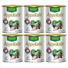 Appeton: AppeKidz Growing up Milk 900g (For ages 1-12) (6 TIN COMBO)
