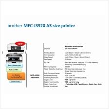 A3 size brother MFC J3520 Inkjet printer