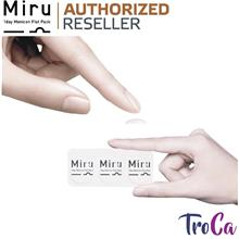 Miru 1day Menicon Flat Pack Contact Lens (30 lenses/box)