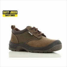 SAFETY JOGGER SAHARA SAFETY SHOES (BROWN)