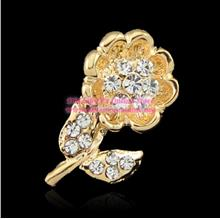 [DindabyV] Mini Brooch AB132W