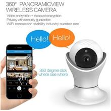 HD 360 Degree Panoramic View 1080p Wireless IP Camera