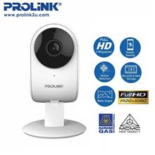 PROLiNK 1080P Full-HD Wireless IPCAM Night Vision PIC3002WN)