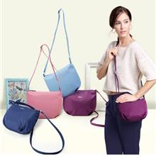 Women Mini Nylon Sling Shoulder Bag