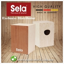 Sela SE 001 Snare Cajon Kit Compact Cajon Drum Kit Made in Germany