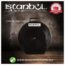 ISTANBUL AGOP Cymbals Hard Case Carry Case for Cymbal Set