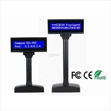 POS SYSTEM VFD210A LCD CUSTOMER POLE DISPLAY-USB/COM PORT