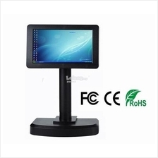 "POS SYSTEM 7"" LCD CUSTOMER POLE DISPLAY-VGA/HDMI PORT"