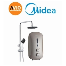Midea MWH-38P3-RS Water Heater DC Pump Low Noice Rain Shower