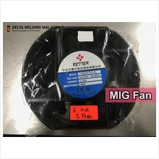 6 Inch MIG fan for (1 Phase ) for welding machine Malaysia