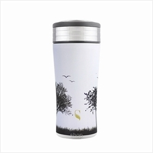 SWANZ 380ml Earth Wild Life and Nature Collection Tumbler