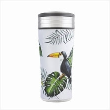 SWANZ 380ml Toucan Wild Life and Nature Collection Tumbler